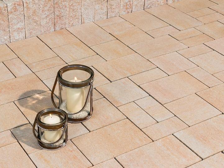 VIA VICUS Sandstein, Mehrformat