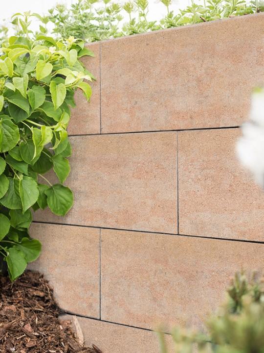 CONO SCHALUNGSSTEINE Sandstein, 50X24X25