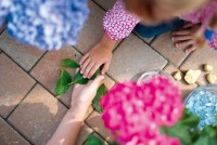 Familienfreundlicher Garten