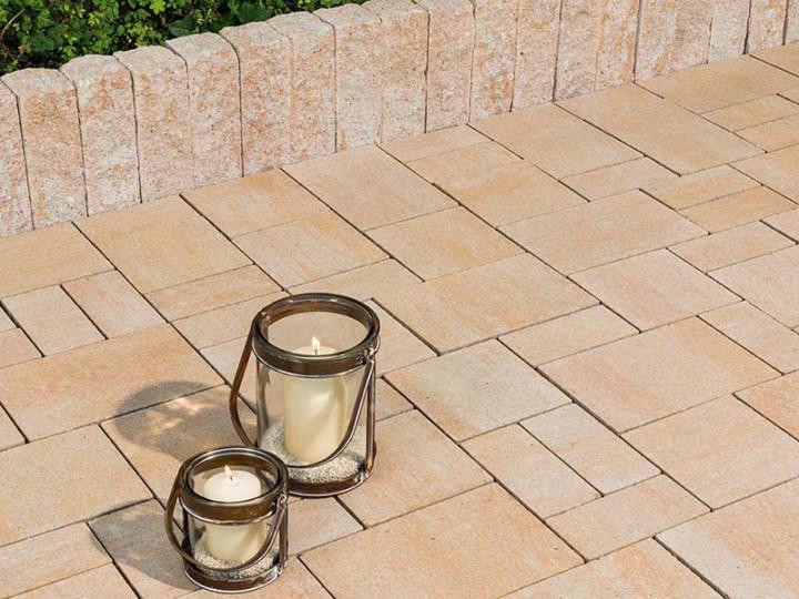 SIOLA® PICO Sandstein, 40X10X10 Cm