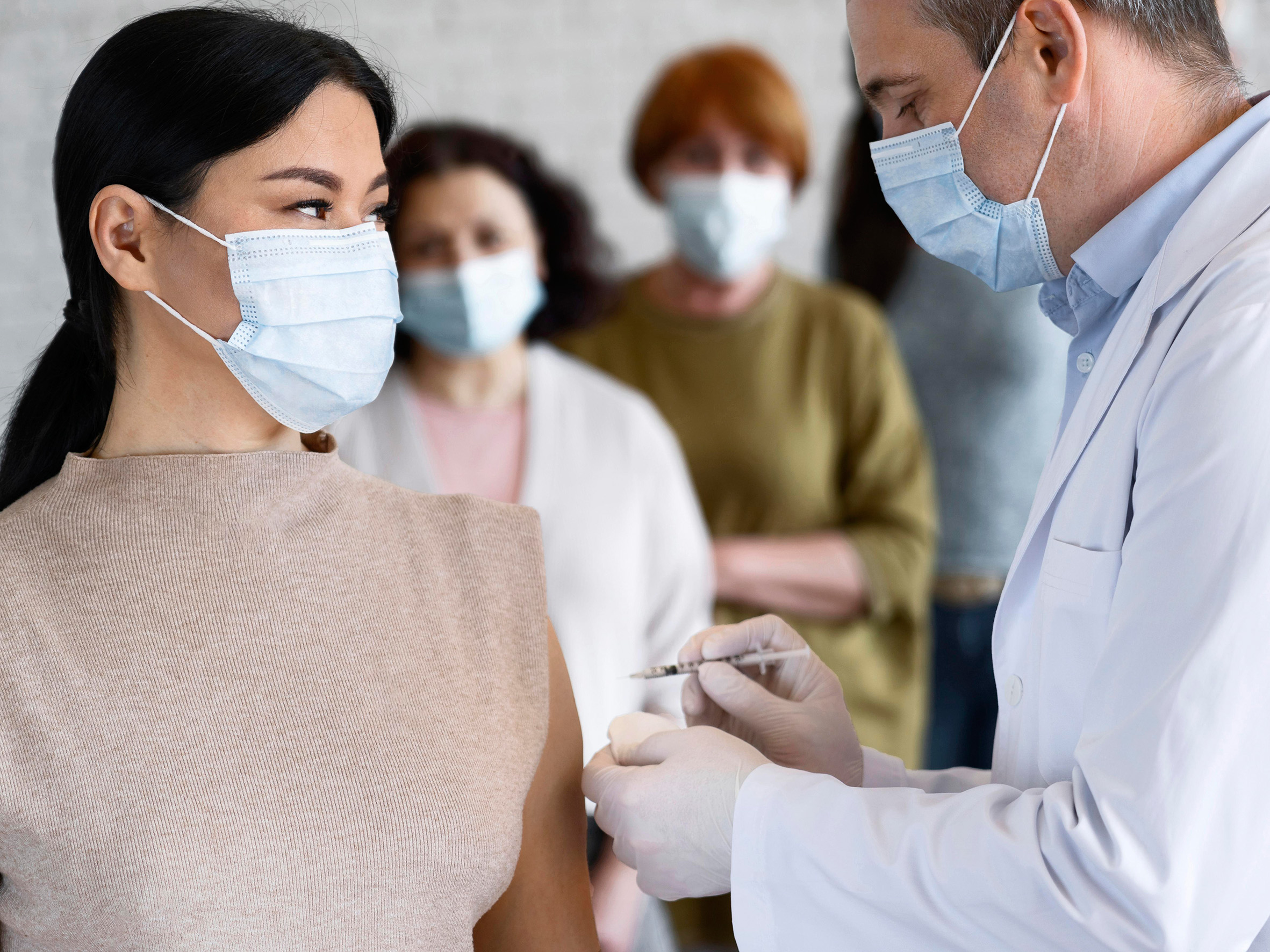 Bild-Impfung