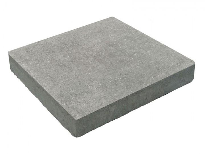 GREYLINE Zementgrau, 30X30/4 Cm M. Fase