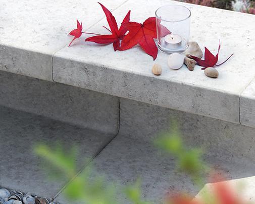 Gestaltungselemente für den Garten -