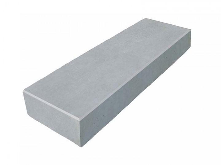 ELEMENTO Grau, 100X35X15 Cm