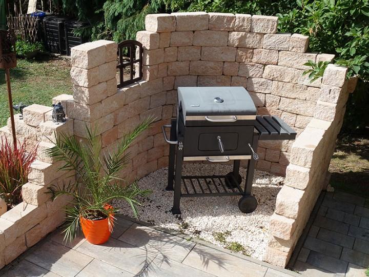 SIOLA®-MINI Sandstein, 15X16,5X15 Cm