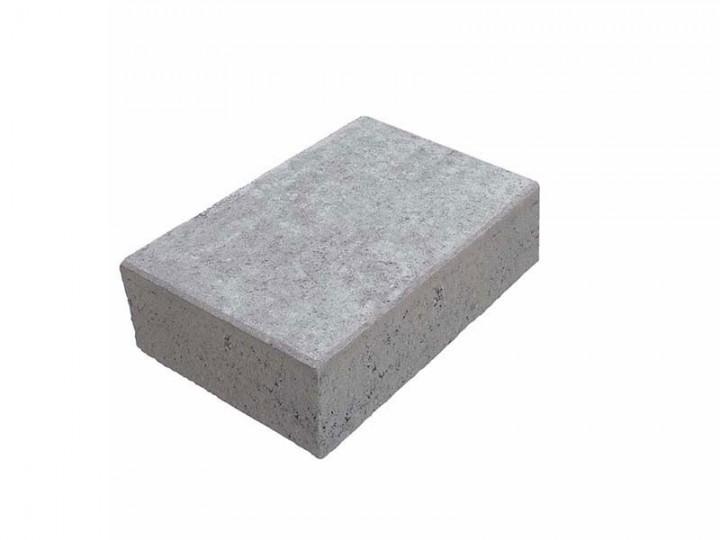 BLOCKSTUFEN Grau, 50X35X15 Cm